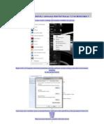 Tutorial How to Install Softwares Maptek Vulcan 7