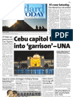 Manila Standard Today - Saturday (December 22, 2012) Issue