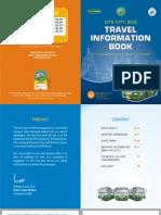 Passenger Information booklet