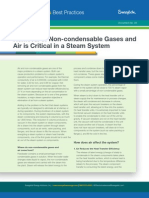 No. 28 - Removal of Non-condensable Gases and Air in a Steam System