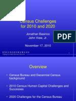 Human Capital And The Decennial Census