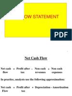 CashFlow Statement