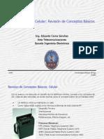 Conceptos básicos de telefonía celular - UPAO