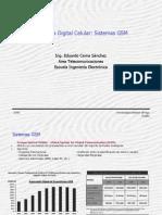 Fundamentos de sistemas GSM - UPAO