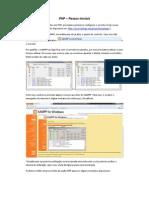 PHP - Passos Iniciais