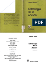 Estrategia de la Acción-General BEAUFRE