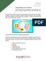 Manual Estrategias didácticas para la enseñanza