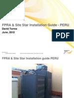 FPRA & Site Star Installation Guide - Nokia