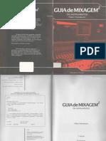 Livro Guia de Mixagem Volume 2 Fábio Henriques