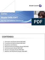 Curso 9400 AWY - Alcatel Lucent