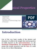 Mechanical Properties of Nano Materials