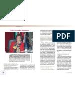 Entrevista a Rocío Fernández Ballesteros sobre asuntos relacionados con el envejecimiento