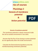 Physiology, Cell membrane