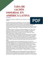 LA TRÍADA DE DOMINACIÓN IMPERIAL EN AMÉRICA LATINA por CEPRID