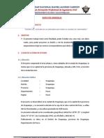 aspectos generales para diseño de alcantarillado