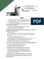 tablas dinámicas y referencias cruzadas