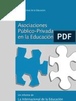 200909 Publication Public Private Partnership in Education Es