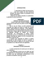 Droit Commercial Du Maroc