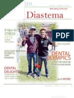 Diastema Fall 2012 _Holiday Special