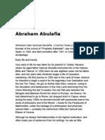 Avraham Abulafia