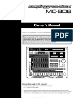 MC-808 User Manual