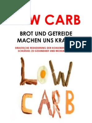 Langsame Kohlenhydratdiät pdf