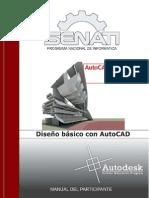 AutoCAD 1- Diseño Basico - SENATI