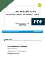 SDR Tech Principles