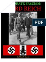 Corporate Fascism Third Reich
