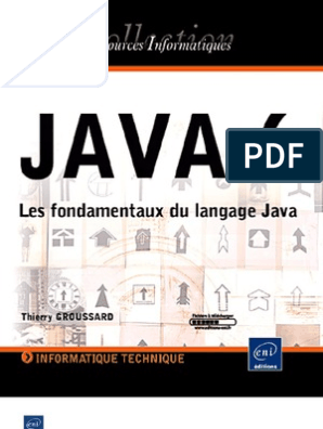 Apprendre Java Java Langage De Programmation C