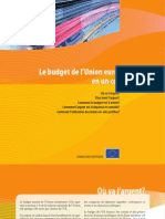 Budget Glance Fr