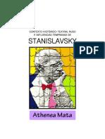 CONTEXTO HISTÓRICO-TEATRAL RUSO E INFLUENCIAS TEMPRANAS DE STANISLAVSKY