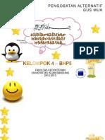 KELOMPOK 4 – BHP5