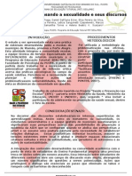 IX Salao de Iniciação Científica PUCRS 2008 - Pôster - Pensando a Sexualidade e seus Discursos - Daniel Dall'Igna Ecker
