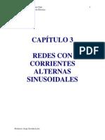 Apuntes de Circuitos 1(v). Cap 3. Circuitos Con c.a 86066
