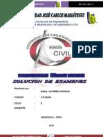 Examenes de Mediciones Hidraulicas