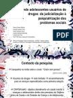 Encontro Nacional ABRAPSO 2011 - Traduzindo Adolescentes Usuários de Drogas -Daniel Dall'Igna Ecker