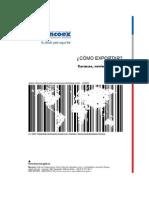 como exportar 2012