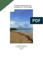 Regulating the Marine Environment