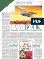"""Fastbook, Come """"Cinquanta Sfumature"""" Ha Cambiato l'Editoria - La Repubblica 22.12.2012"""