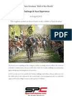 2013 paris roubaix challenge  race tour