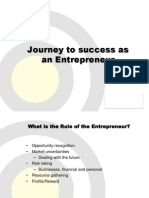 Journey to Success