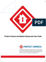 Protect America Installation Manual and User Guide