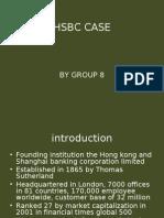 HSBC Case asbm