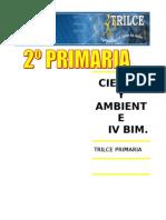 CIENCIA Y AMBIENTE 2ª IV