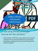 LEARNING ISSUE (KONSEP DIRI)