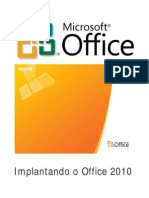 Implantar o Office 2010