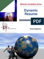 Dynamic CV