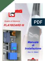 Cuadro de maniobra AMG