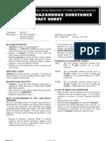 NH3 Fact Sheet